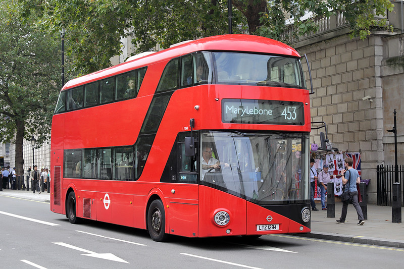 LT294 LTZ1294, Whitehall 18/8/2016