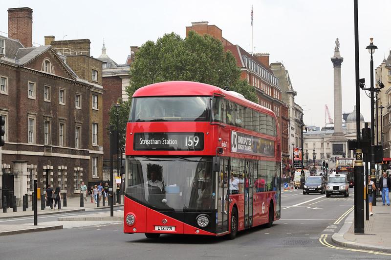 LT771 LTZ1771, Whitehall 18/8/2016