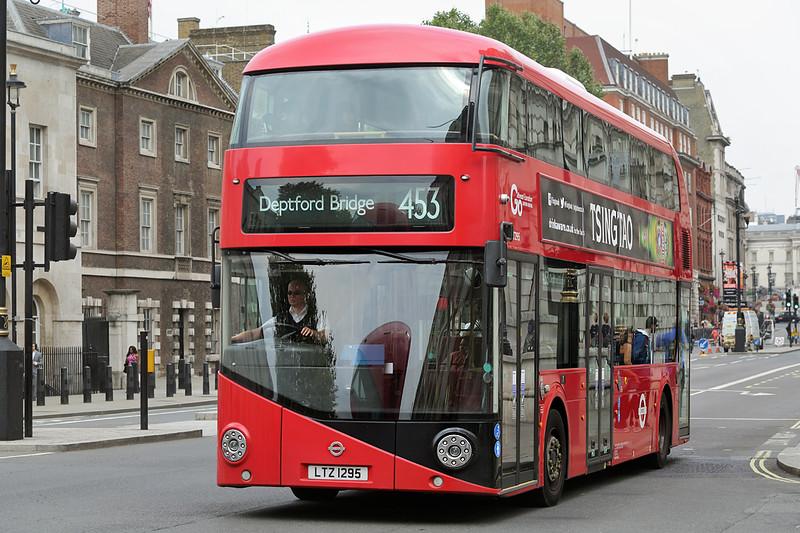 LT295 LTZ1295, Whitehall 18/8/2016