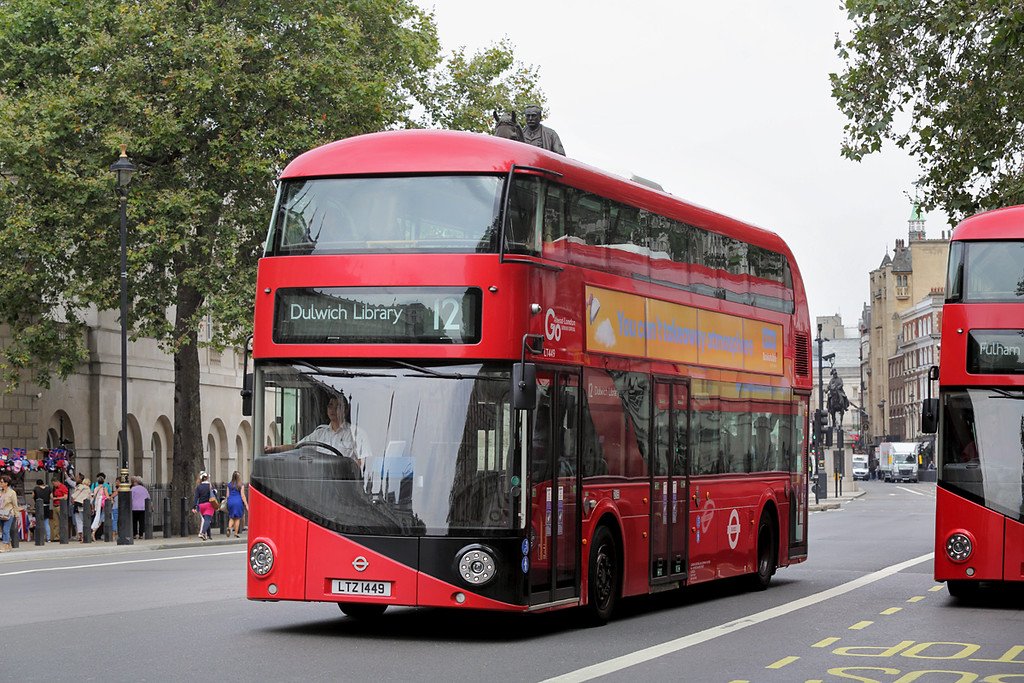 LT449 LTZ1449, Whitehall 18/8/2016