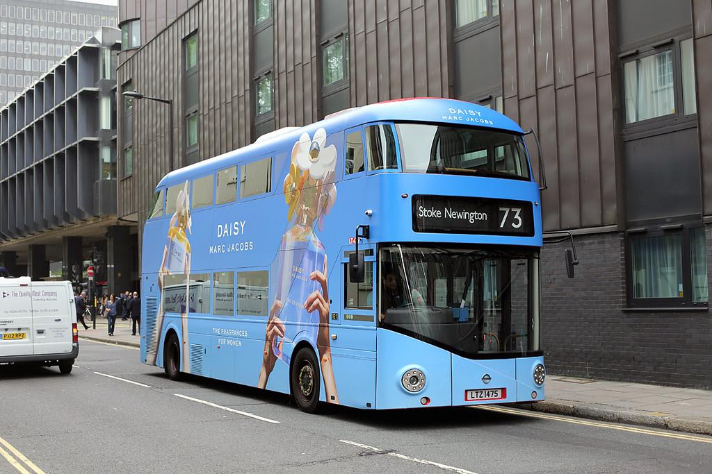 LT475 LTZ1475, Euston 22/6/2016