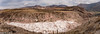 Maras Salt Ponds -- Warm, salty water from a natural spring is collected and evaporated for salt extraction.