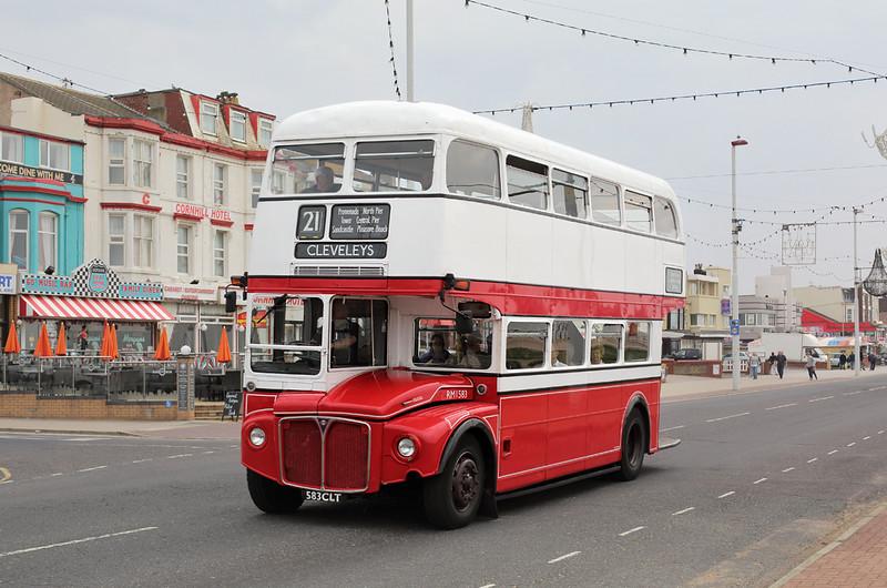 583CLT, Blackpool 21/9/2016