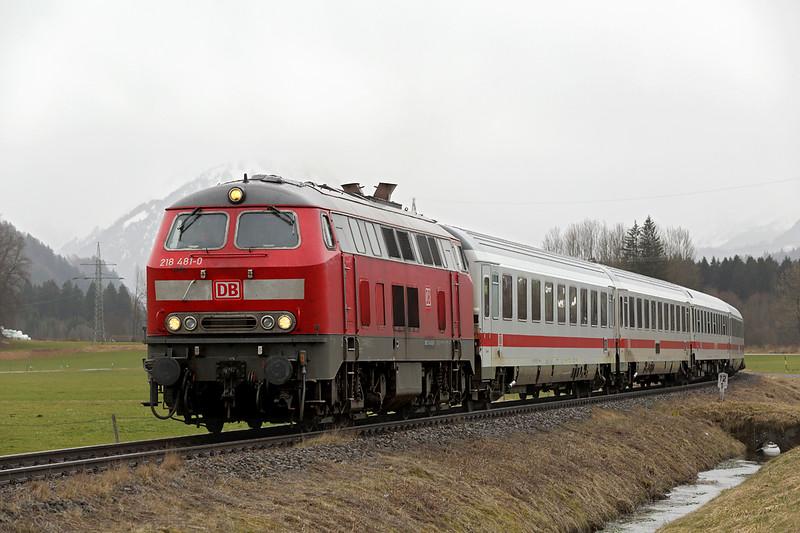 218481 Altstädten 23/2/2016<br /> IC2012 0948 Oberstdorf-Hannover Hbf
