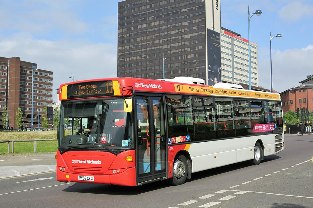 1793 BV57XFG, Birmingham 23/6/2016