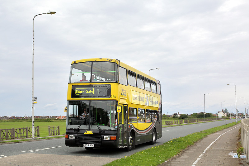 375 M375SCK, Rossall 23/7/2016