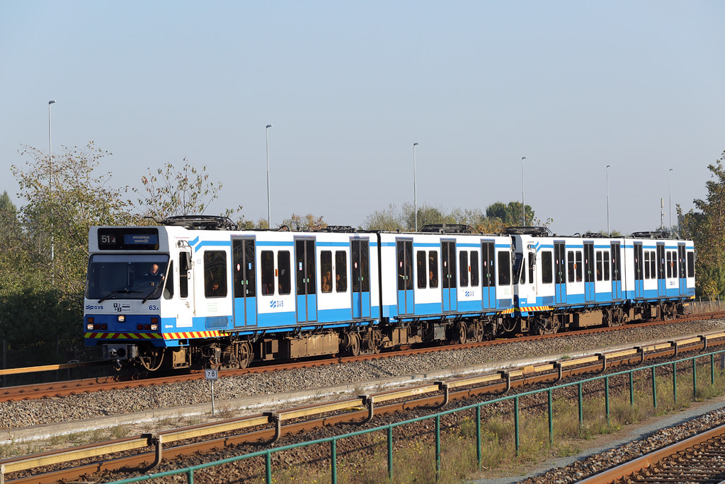 63 and 69, Rai Station 23/10/2016
