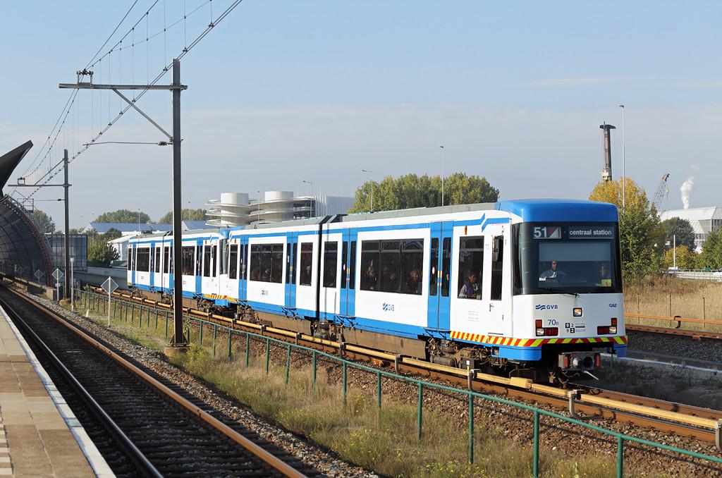 70 and 73, Rai Station 23/10/2016