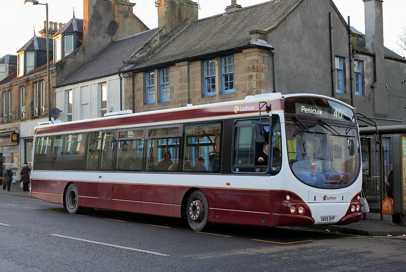 163 SN58BYP, Musselburgh 23/11/2016