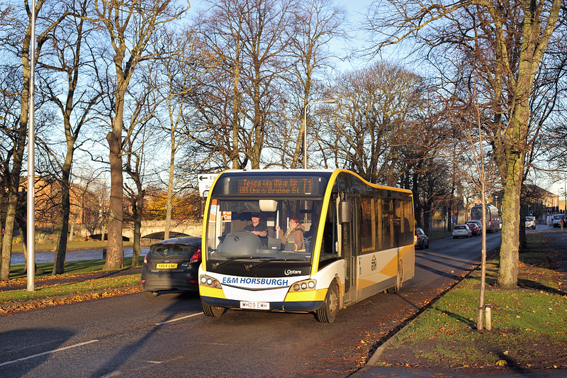 MH09EMH, Musselburgh 23/11/2016