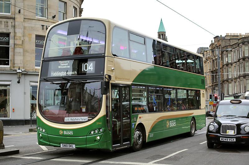 20941 SN10DKL, Edinburgh 24/9/2016