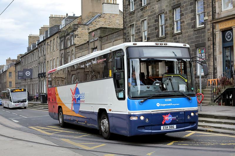 53286 ESK986, Edinburgh 24/9/2016
