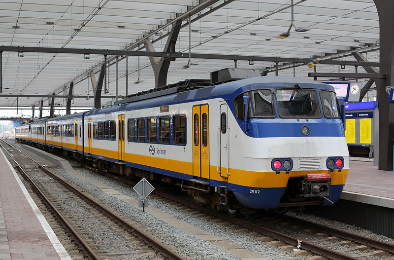 2982 Rotterdam Centraal 24/10/2016<br /> 4224 0947 Rotterdam Centraal-Den Haag Centraal