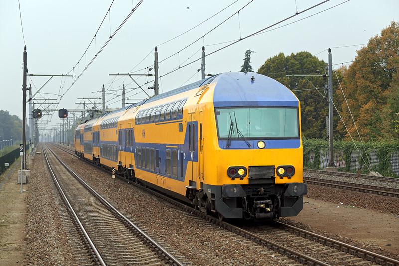 7543 Eindhoven Strijp-S 24/10/2016<br /> 1345 Tilborg Universiteit-Eindhoven