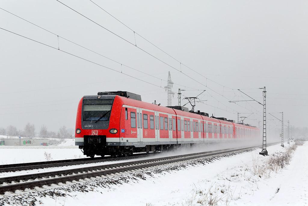 423786 München-Aubing 25/2/2016<br /> S4 0951 Ebersberg-Buchenau