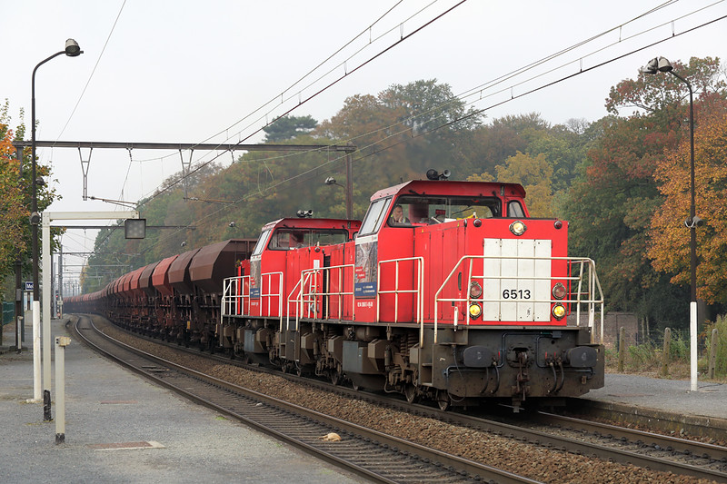 6513 and 6517, Melle 25/10/2016