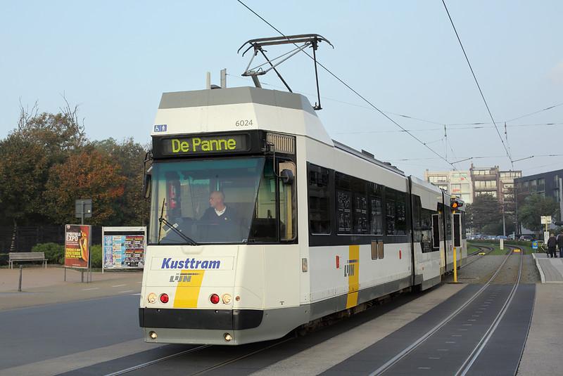 6024 Oostende Koninginnelaan 25/10/2016