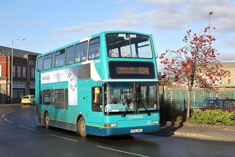 4184 LF52URU, Bolton 25/11/2016