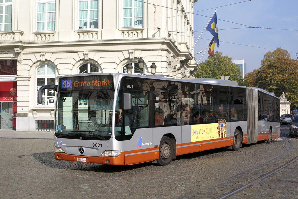 9021 YVK-023, Koningsplein 26/10/2016
