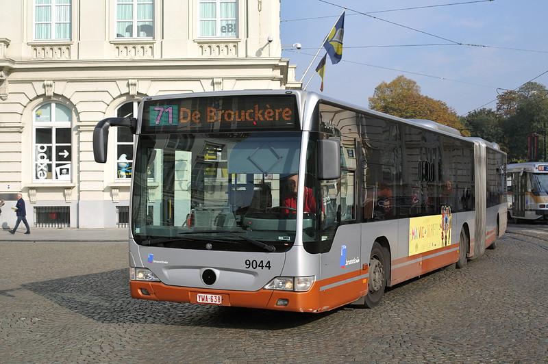 9044 YWA-638, Koningsplein 26/10/2016