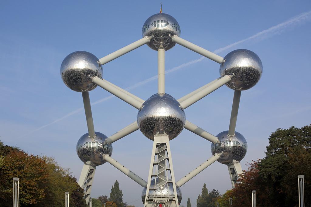Atomium, Brussels 26/10/2016