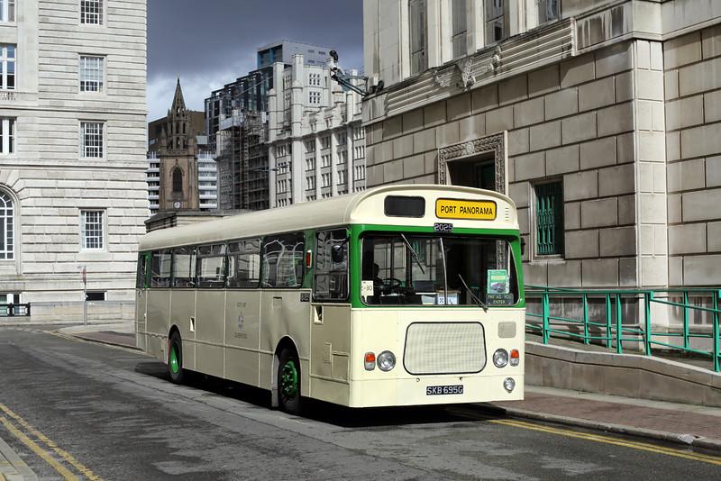 2025 SKB695G, Liverpool 27/3/2016