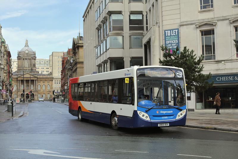 27300 SN65OEV, Liverpool 27/3/2016
