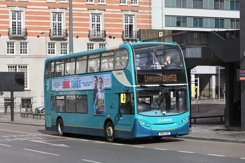 4631 SN15LMX, Liverpool 27/3/2016
