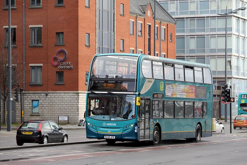 4597 SL64JFA, Liverpool 27/3/2016