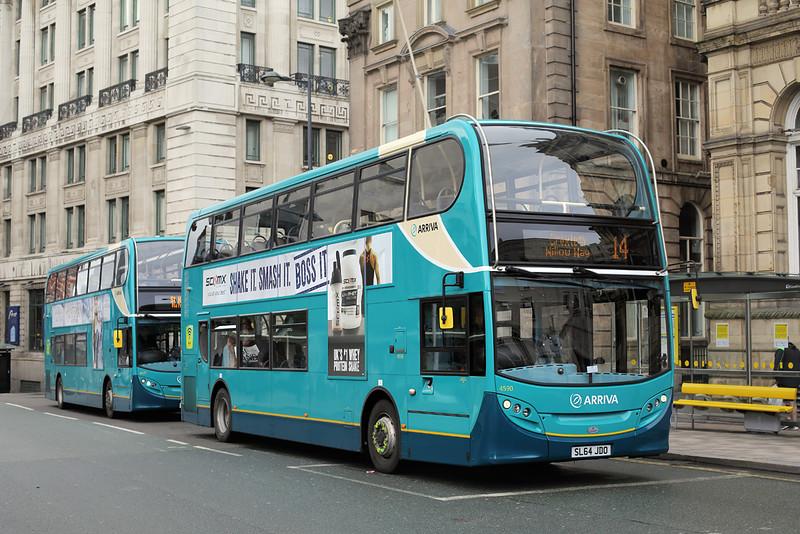 4590 SL64JDO, Liverpool 28/3/2016