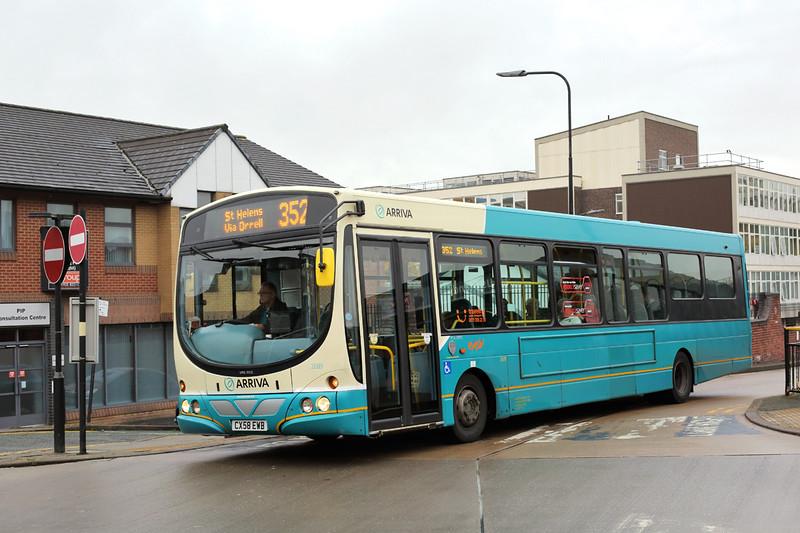 2689 CX58EWB, Wigan 29/10/2016