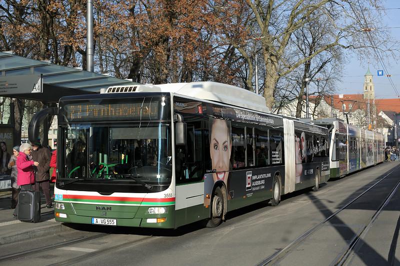 3555 A-VG555, Konigsplatz 30/11/2016