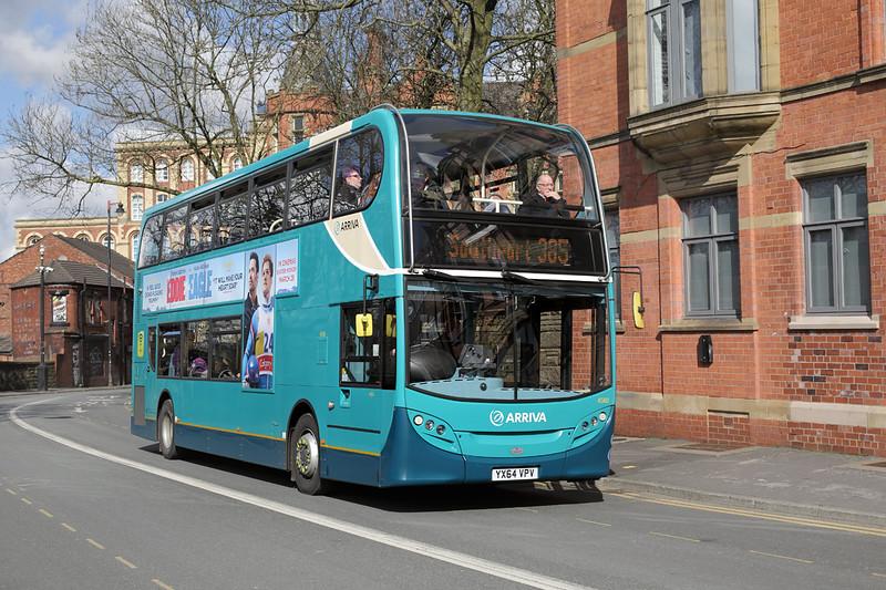 4580 YX64VPV, Wigan 31/3/2016