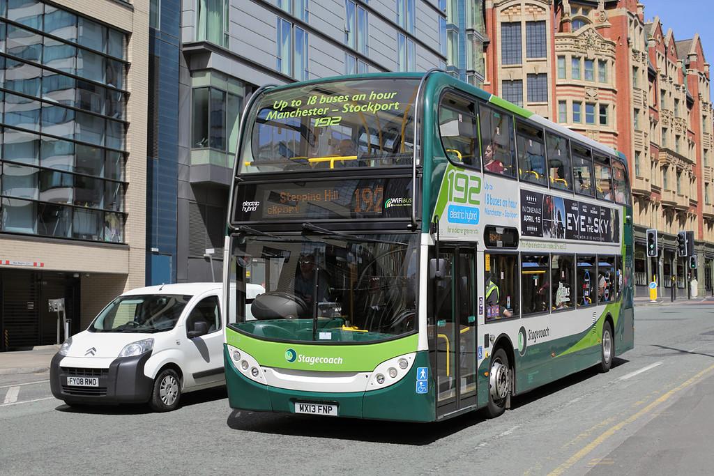 12218 MX13FNP, Manchester 31/5/2016