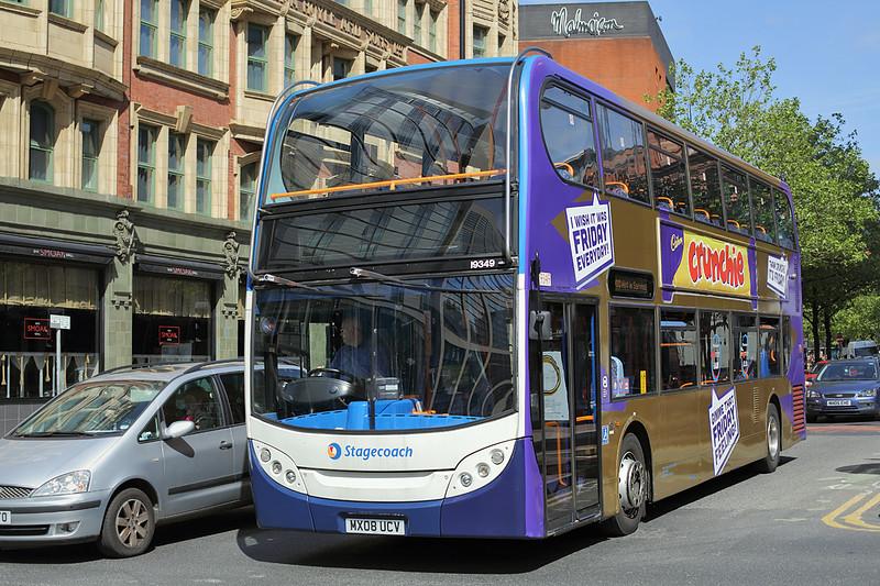 19349 MX08UCV, Manchester 31/5/2016