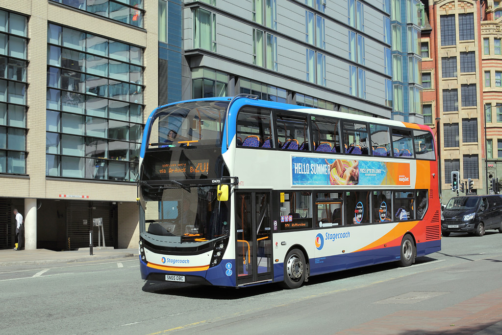 10470 SN65OBC, Manchester 31/5/2016