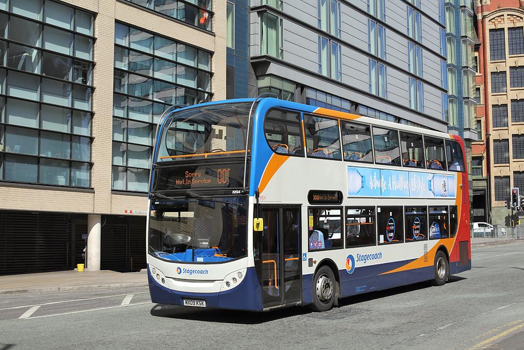 19514 MX09KSK, Manchester 31/5/2016