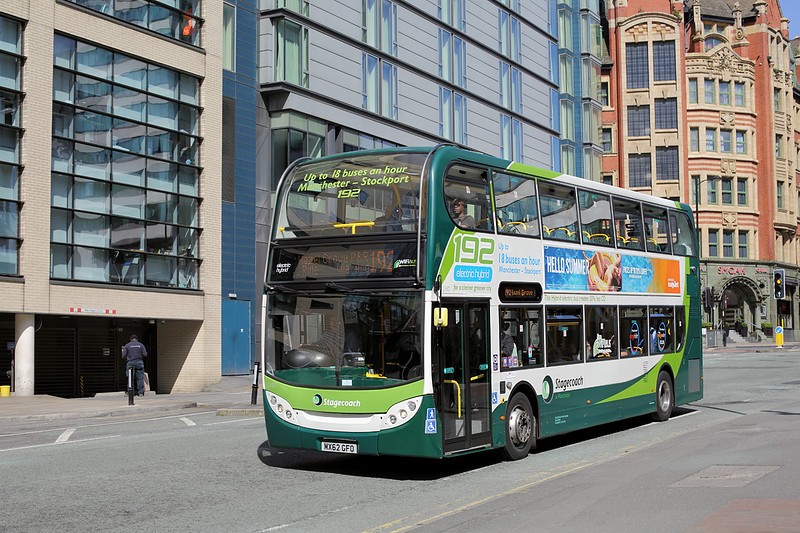 12187 MX62GFO, Manchester 31/5/2016