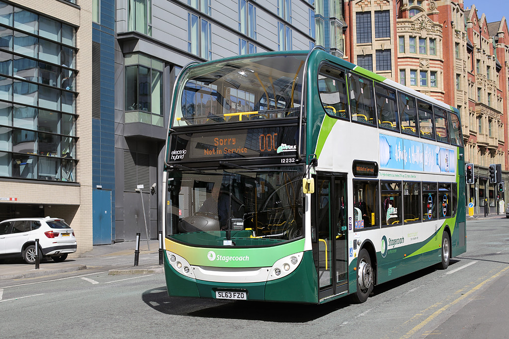 12232 SL63FZO, Manchester 31/5/2016