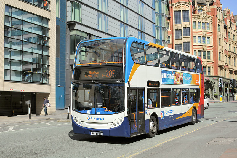 19392 MX58FSF, Manchester 31/5/2016