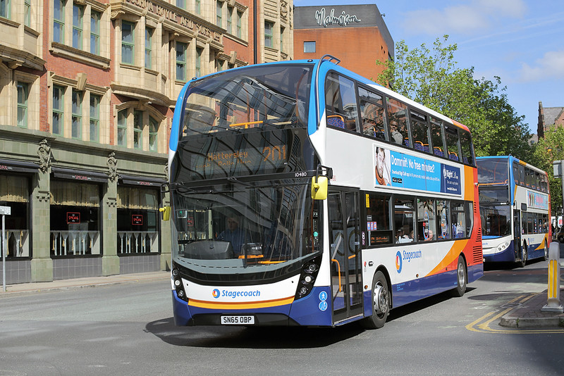 10480 SN65OBP, Manchester 31/5/2016