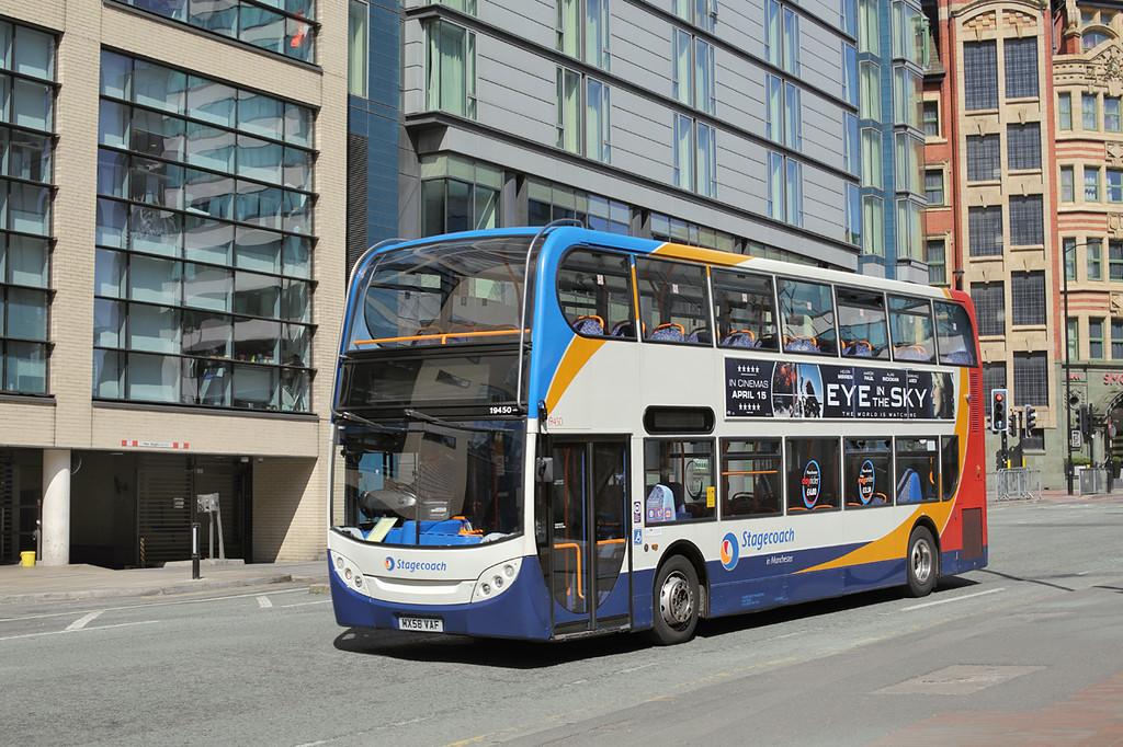 19450 MX58VAF, Manchester 31/5/2016