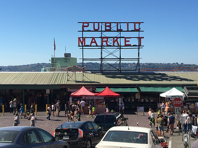 The Pike Place Market