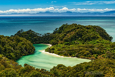 Abel Tasman Lagoon