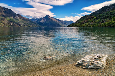 Lake Wakatipu Shoreline