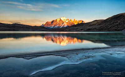 Lake Amarga Reflections