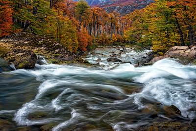 Salto Argentino Falls
