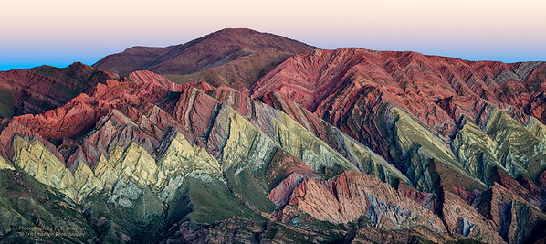 Hornocal Mountains