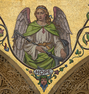 Hope Mosaic Angel