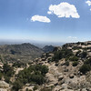 Panoramic from Road to top of Mt Lemmon